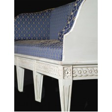 Gustavian ''Trough'' sofa