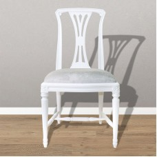 Gustavian side chair ''Carved''