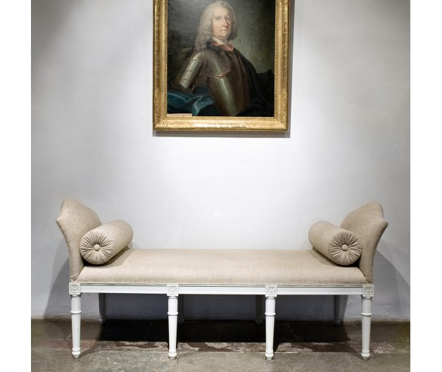 Gustavian daybed