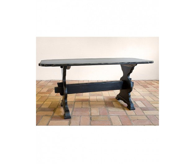 Country Style trestle table (165x70)