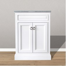New Gustavian bathroom commode 1 sink stonetop